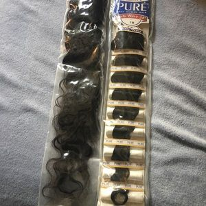 Other - 2, 24 inch med to thick hair bundles.